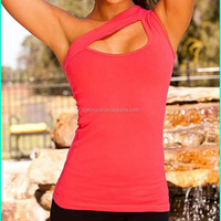 Hot Sale Sexy Ladies Nylon Spandex sports Wear Slim Fit Workout Clothing