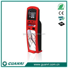 Guanri K11 19'' inch Internet payment machine, stand alone kiosk machine with remote controller