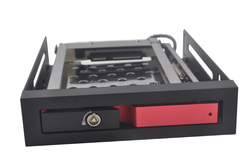 2.5in Single Bay ST2510R Supports Sata 6Gbps hard drive disk caddy hdd mobile rack