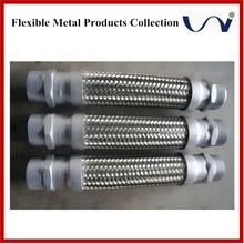 Flexible welded stainless steel metal hose