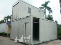 Container house used for office