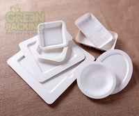 sugarcane bagasse disposable tableware/ biodegradable tableware/ biodegradable plates