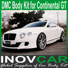Continental GT DMC Style race rear diffuser, car front splitter For Bentley Continental GT car Bodykit