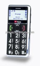 Rugged elderly easy gsm cell phone