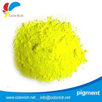 On sale pigment for plastic Yellow 191 (Yellow H4G) largest manufacturer color paint pigment ink chemical formula