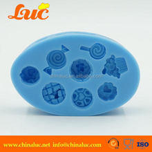 Cheapest classical silicone cupcake mold