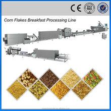 New Condition Kelloggs corn flakes making machine plant equipment