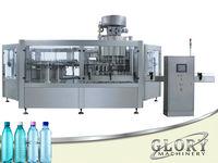 2015 hot sale bottled natural spring water filing machine