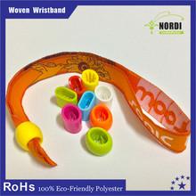 Printed Fashion Custom Brand Logo wristband and Designs and Samples Free