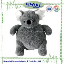 High quality zoo animal toy koala bear plush