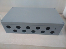 high quality Custom Aluminum Extrusion Box wall mount box