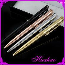 High-end business gifts souvenir supermarket metal pens writing instruments