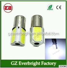 New car auto COB turn signal led light S25 1156/BA15S 1157/BAY15D COB 36SMD Led Reversing Light Instrument Turn Parking Lamps