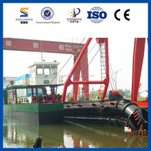 24m Length Dredge Pontoon Boat with Various Types