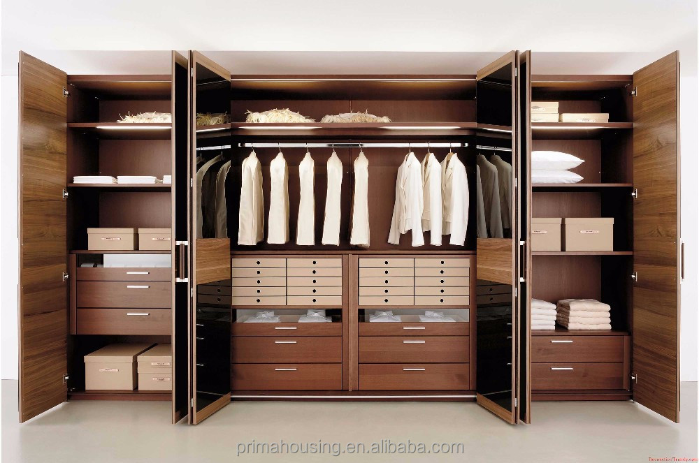 modern wooden wardrobe closet bedroom furniture view wooden wardrobe
