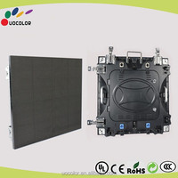 LED display outdoor rental P6,aluminum cabient P6 led display outdoor