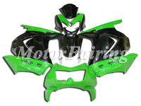 for kawasaki ex250 fairing ninja 250r fairing ninja ex250 ex 250 2008-2009 motorcycle 08-09 ninja 250r accessories green black