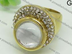 Newest Design From Powell diamond toe rings