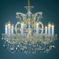 HIGH QULITY SMALL SIZE MARIA THERESA CRYSTAL CHANDELIER