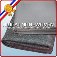 nonwoven polyester felt fabric for autocar decoration