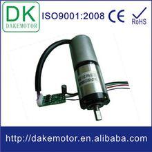 DC planetary gear motor 12V24V high torque brushless dc motor 48 volt