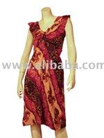 Modern Batik Batik Dress