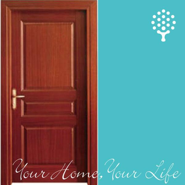 2015 new design pvc wooden door with excellent pvc door for New door design 2015
