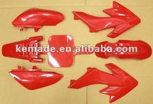 NEW Red Plastic Kit CRF50 XR50 CRF XR 50 SDG SSR Pro Pit Dirt Bikes