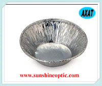 Disposable aluminum foil cup for egg tart pie container cake cookie baking