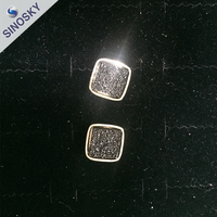 TOP10 best selling AAA CZ Diamond Pictures Of Gold Earrings