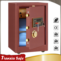 Fire Resistant Safes Cabinet with single door