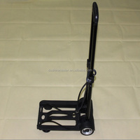 cheap foldable hand trolley for luggage