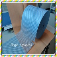 [FACTORY] Nonwoven easy tear-off kitchen wipes,UK all purpose cloths,cheap cleaning cloth (roll/viscose/polyester)