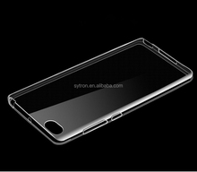 New Style Soft Cellular Faceplates Contracted Transparent Ultra Thin Silicon Case for Xiaomi Note