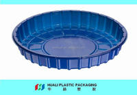 Cheap price plastic meat blister packs tray