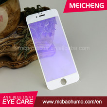 cell phone used toughened glass 9H high clear scratch proof Invisible shield screen protector