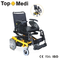 Rehabilitation Therapy Alibaba China Supplier automatic lift up Power Wheelchair for Disabled People
