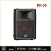 PK-08 Full Range Plastic Molded Speaker Cabinet