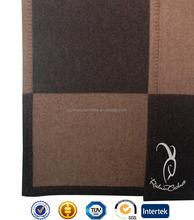 Popular Fashion Design Cashmere Woven Blanket