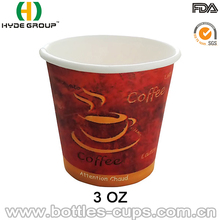 3oz Paper Cups Design Yourself
