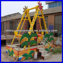 amusement park equipment for adult pirate ship models