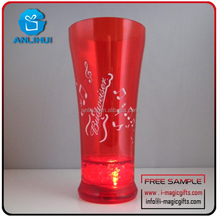 Colored whiskey PS cups led glowing cup for party light up in dark