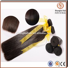 Wholesale Cheap Remy Hair Double Drawn Hair Weaving /weft