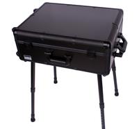 High Quaility Aluminum Trolley Case/cosmetic Case/makeup Case KL-MC1016