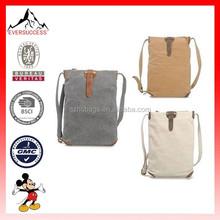 New Design Vintage Canvas Woman Shoulder Bag Messenger Bag