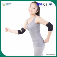 colorful and fashionable magnetic elbow support brace/pad
