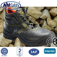 NMSAFETY high quality labor shoes/low cut work boots/safety shoes toe caps