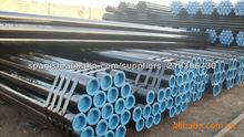 Astm a106/a53 gr.b sch40/sch80 hot rolled seamless steel pipe
