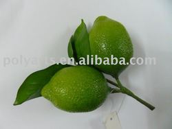 artificial fruit lemon,imitation lemon