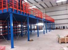 Mezzanine Storage Racking Logistic Equipemt